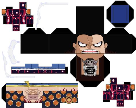 Gear Papercraft - gear fourth boundman paper free printable papercraft