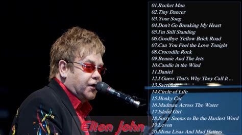 elton john new album elton john greatest hits full album 2017 elton john best