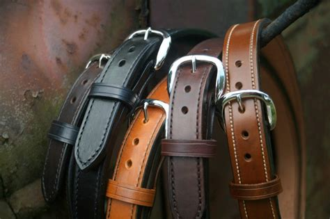 custom leather belt buckle styles