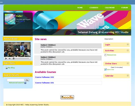 moodle theme creator software theme moodle 1 9 free download free backuppapa