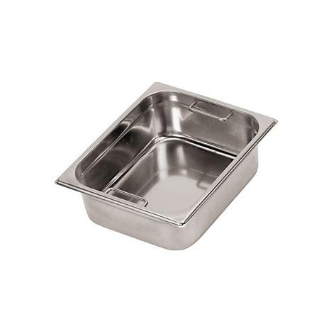 Food Pan 1 6 Ketinggian 15 Cm Stainless Steel Mutu Pan 16150 1 food pan handles gn 1 2 paderno hotel