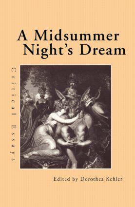 a midsummer s books a midsummer s critical essays paperback