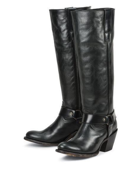 womans boots for sale new black leather womens cowboy fashion
