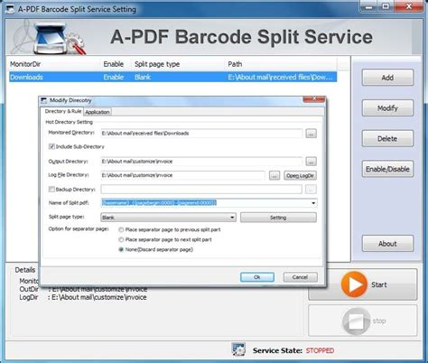 barcode billing software free download full version download a pdf barcode split service from files32