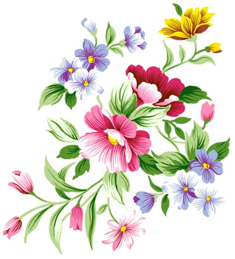 decorative art flowers gallery clipart decoration pencil and in color gallery