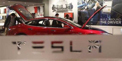 Tesla Employment Tesla Is Shedding In China Business Insider