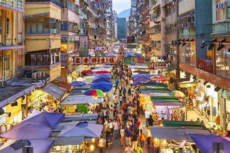 touring  mongkok ladies market