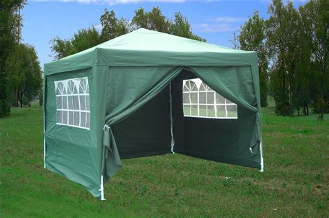 Pop Up Tent Awning by 10 X 10 Easy Pop Up Tent Canopy