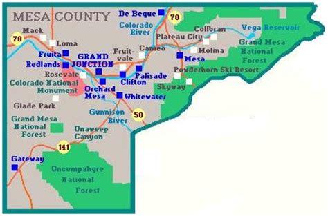 mesa county colorado map all areas planning division mesa county colorado