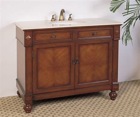 42 Inch Bathroom Cabinet 42 Inch Bathroom Vanity In Bathroom Vanities