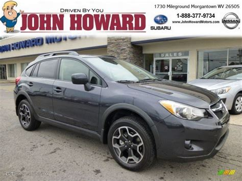 subaru crosstrek grey 2013 dark gray metallic subaru crosstrek 2 0 limited