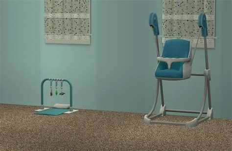 sims 2 baby swing other