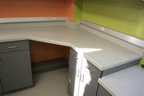 corian no drip edge cj stemm lab classrooms project completed vaughn