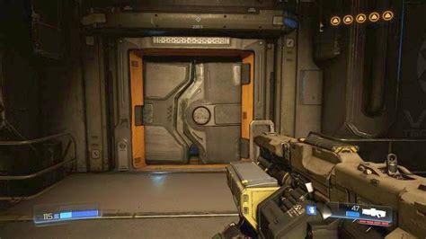 doom secret rooms argent facility walkthrough doom guide walkthrough gamepressure