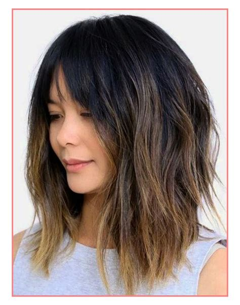 Medium Womens Hairstyles by Trending Hairstyles Womens Medium Haircuts For 2018 Best