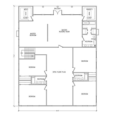 Floor Plans In by Simple One Floor House Plans Ranch Home Plans House Plans