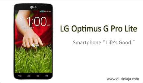 Harga Lg Pro Lite lg optimus g pro lite 8mp harga dan spesifikasi