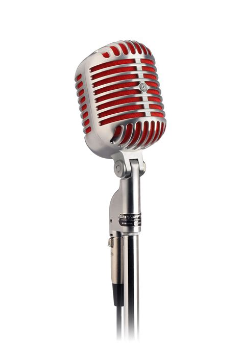 Shure 5575le Limited Edition 75th Anniversary Microphone shure 5575le unidyne limited edition 75th