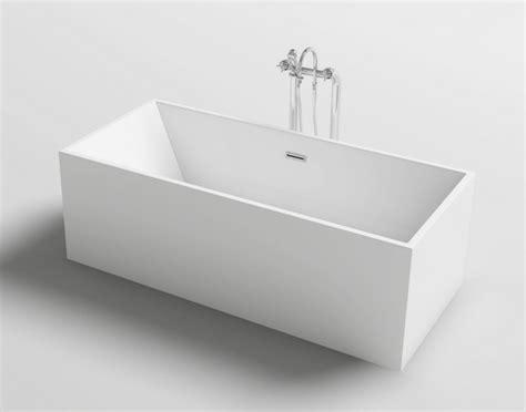 vasca design vasca da bagno rettangolare 170x80 o 179x80 freestanding