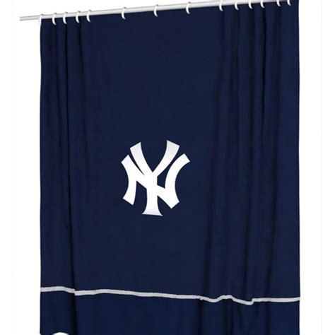 ny yankees curtains ny yankees shower curtain