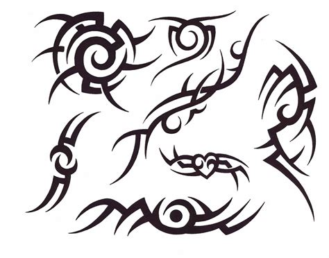 tribal tattoos on black skin tribal on skin ideas