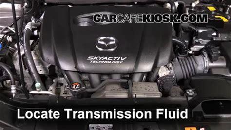 mazda 3 transmission fluid change service manual how to change transmission fluid 2012