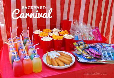 backyard carnival birthday ideas interior design for home ideas backyard birthday