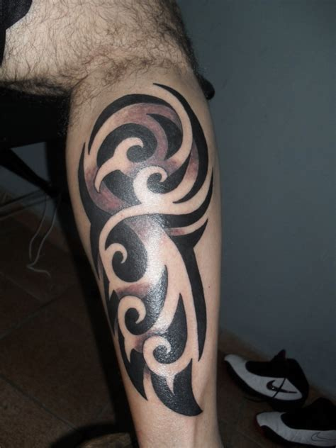 tribal tattoos for men legs 50 ideas for which are creativefan