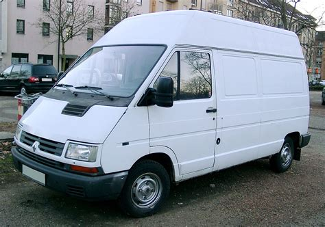 Renault Trafic by Renault Trafic Wikip 233 Dia