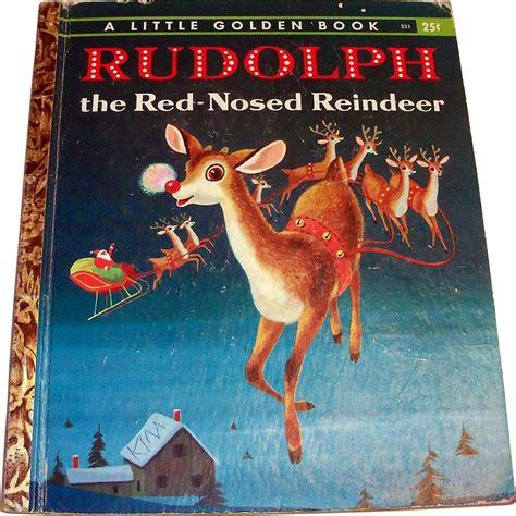 brewdolph the hop nosed reindeer books golden rudolph the nose reindeer children s