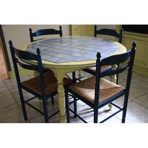 table de cuisine ronde en bois table cuisine ronde bois et carrelage achat et vente