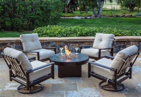 outdoor firepit gas 21 outdoor pit designs ideas design trends