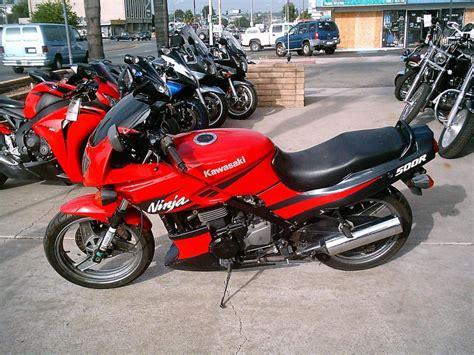 2002 Kawasaki 500r by Buy 2002 Kawasaki 500r Sportbike On 2040motos