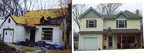 before after home construction inc