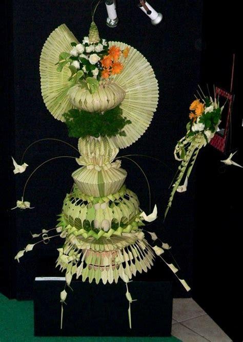 Cara Praktis Seni Merangkai Janur janur toko bunga di jakarta barat florist jakarta barat