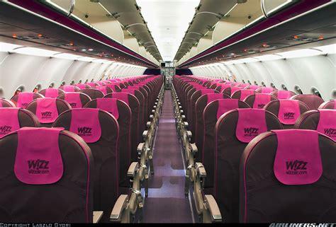 A321 Interior Airbus A320 232 Wizz Air Aviation Photo 1605810