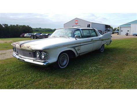 Chrysler For Sale by 1961 Chrysler Imperial For Sale Classiccars Cc 878539