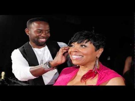stylist johnny wright on com natural hair com shms michelle obama s hair stylist johnny wright