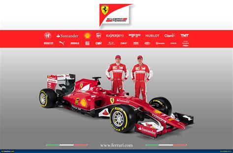 Sf15 T ausmotive 187 2015 sf15 t revealed