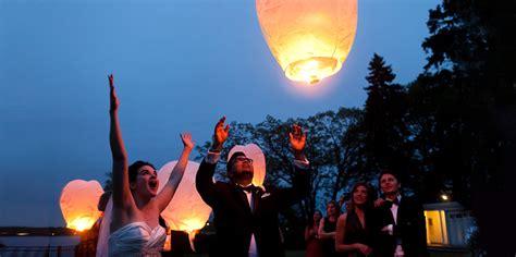 Wedding Wishes Lanterns by Sky Lantern India Weddings