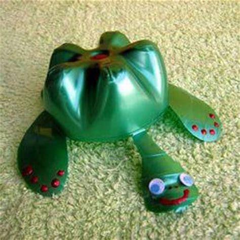 maquetas de tortugas con botella tortuga con pl 225 stico reciclaje de botellas latas