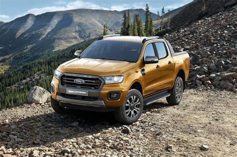ford ranger colours    colours  malaysia zigwheels