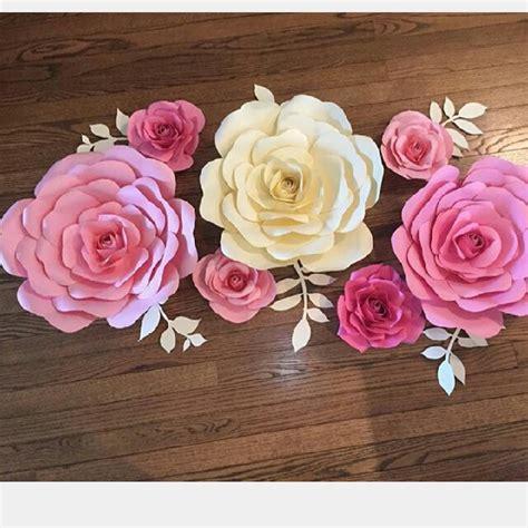 Kalung Etnik Lucu Unik Warna Warni paper flower dekorasi ultah tunangan dll desain