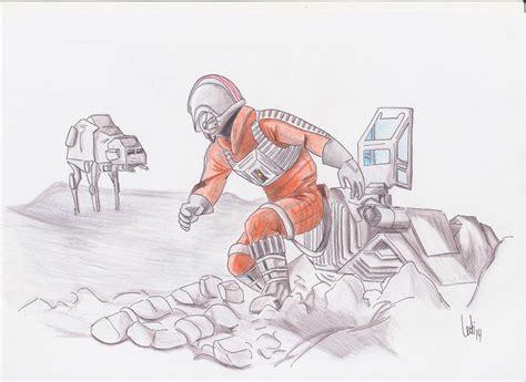 imagenes de star wars a lapiz dibujos y m 225 s