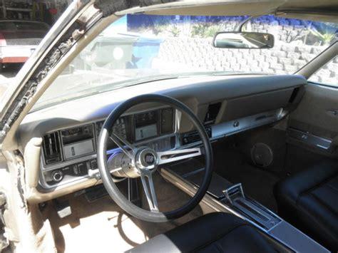 automotive air conditioning repair 1988 buick riviera interior lighting 1968 buick riviera original california car bucket seats console runs great