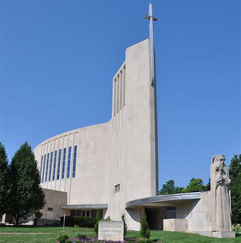 st francis xavier church kansas city