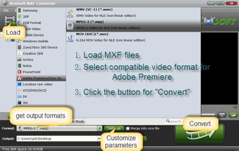 export adobe premiere to avid mxf converter mac wins the best solution to mxf