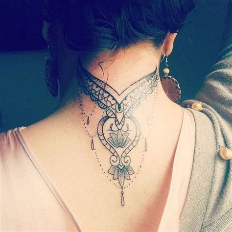 neck tattoo problems 55 attractive back of neck tattoo designs tattoo roses