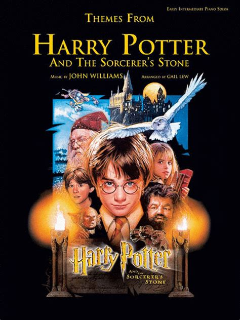 theme exles in harry potter themes from harry potter and the sorcerer s stone piano