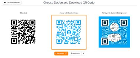 What Size Qr Code For Business Card